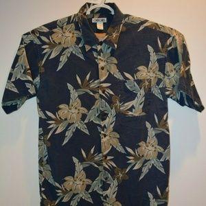CHEROKEE Hawaiian-Style Men's Shirt Size L